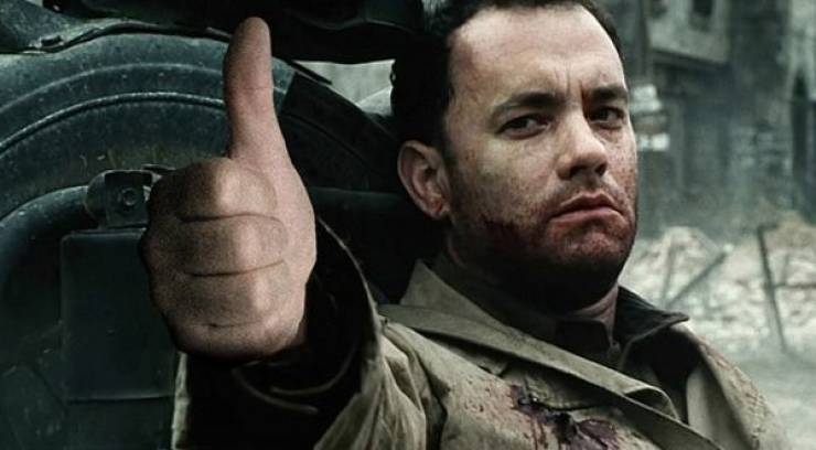 Replace Movie Guns With Thumbs Up To Reduce Violence!