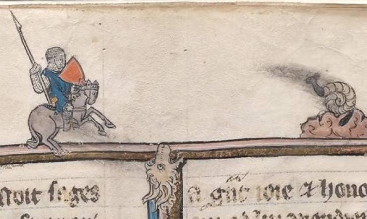 Snails Were Kinda Scary In Medieval Times