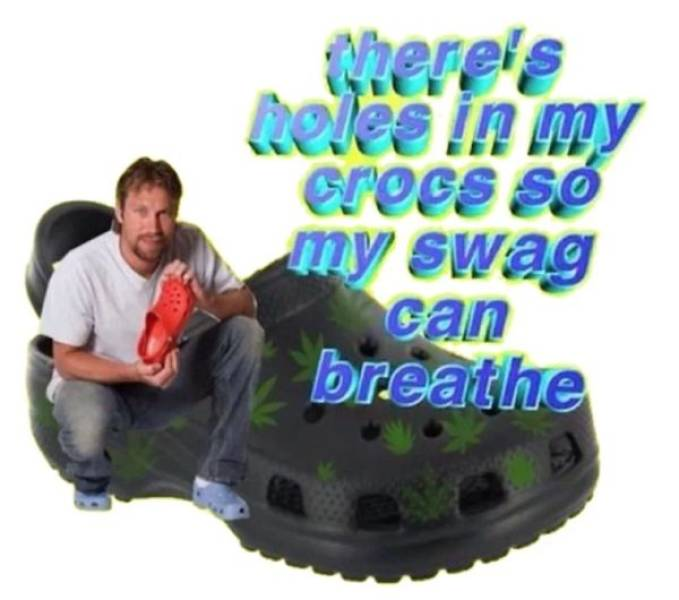 These Crocs Memes Are Just As Ugly As Crocs Themselves