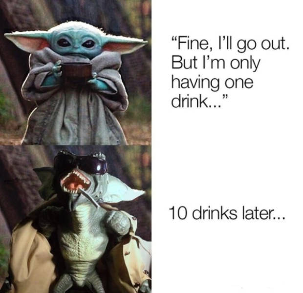 Drunk To Bits…