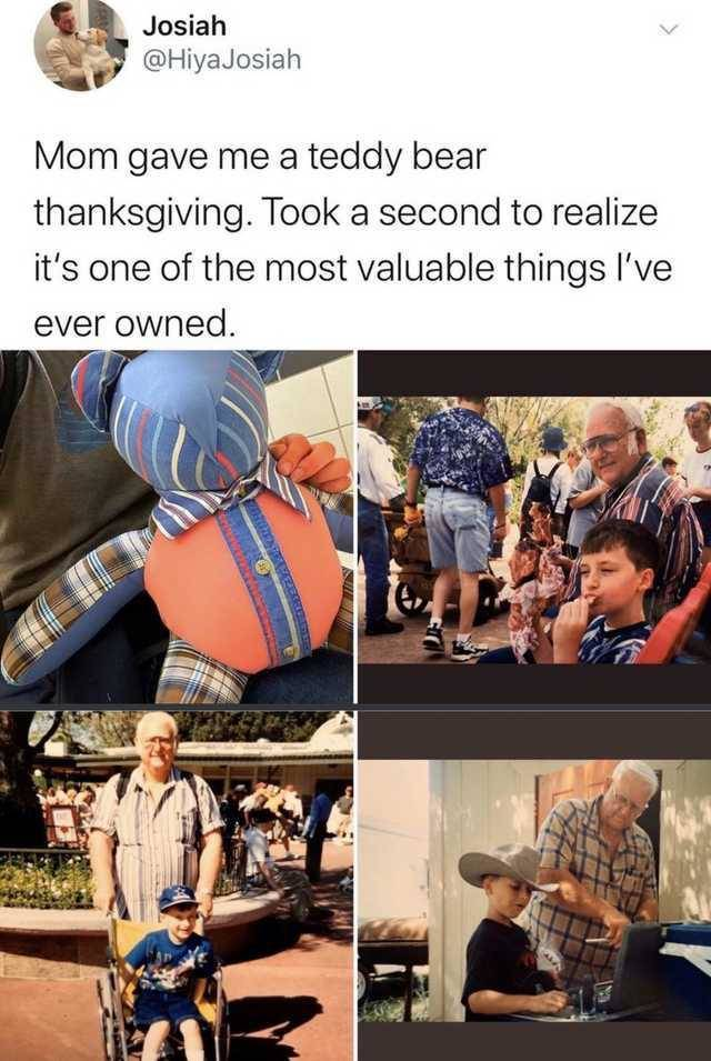 Here's Your Weekly Dose Of Wholesomeness!