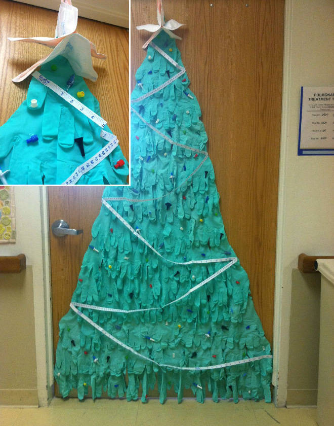 These Hospitals Are Ready For Christmas!