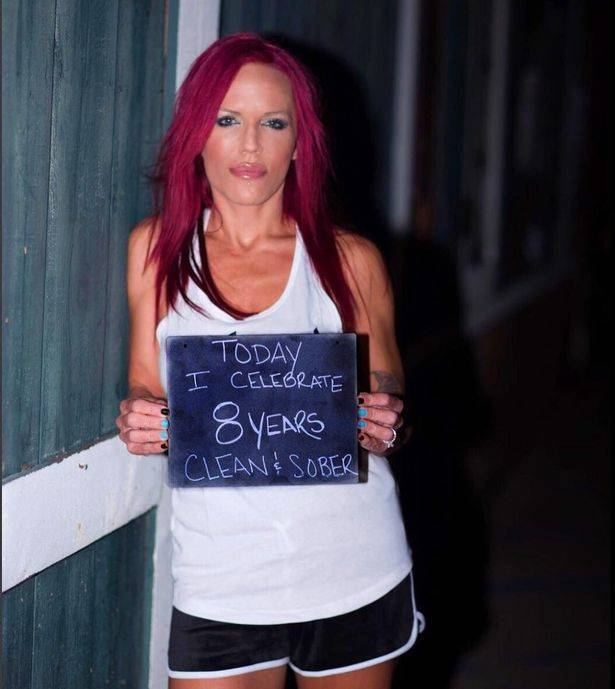 Mom Turns To Sobriety After 30 Years Of Drinking And Drug Usage, Transforms Completely