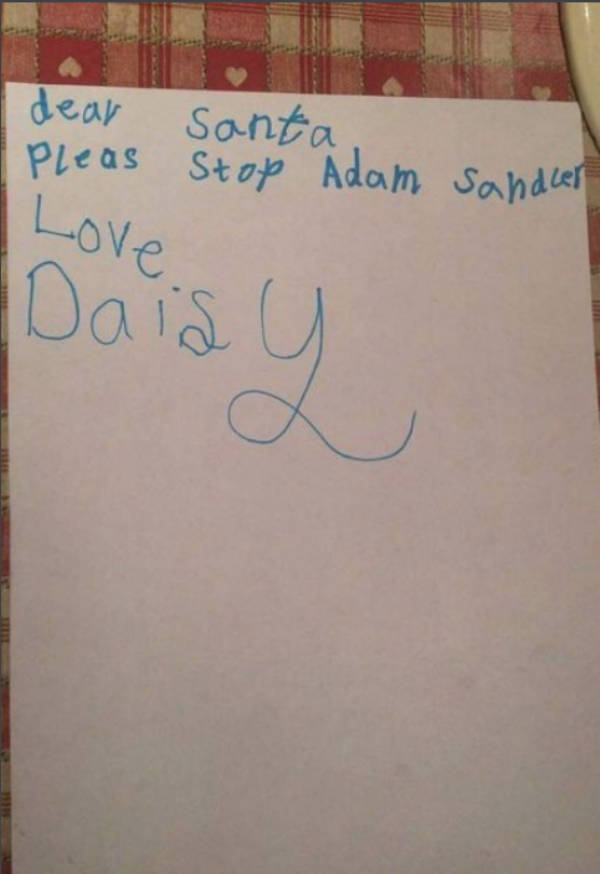 Santa Won't Be Amused By These Kids' Wish Lists…