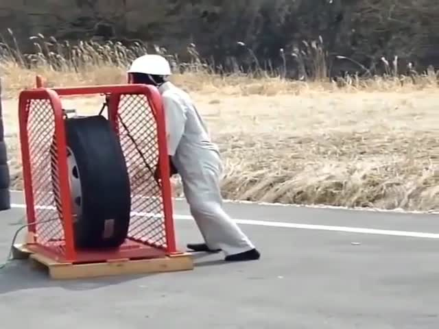 What Happens When A Truck Tire Explodes