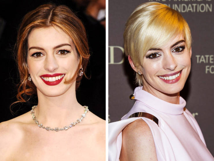 Celebs, That's Not How You Change Your Style!