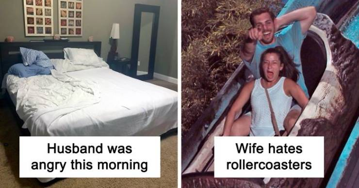 Husbands And Boyfriends Who Know How To Make Their Relationships Fun