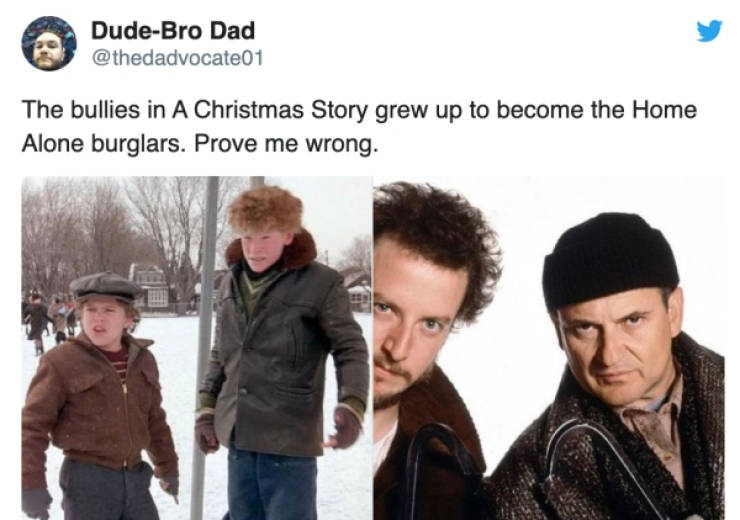 Take Your Blanket And Prepare To Read These Christmas Movie Tweets