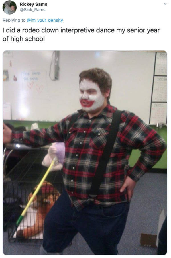 What's Your Worst High School Photo?