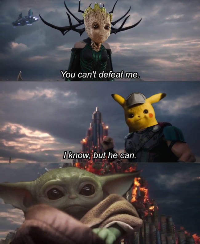 Baby Yoda Memes Are Good In Every Situation