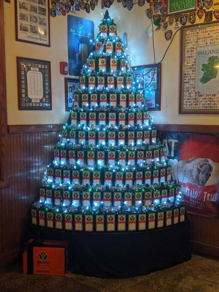 Every Industry Has Its Special Christmas Tree