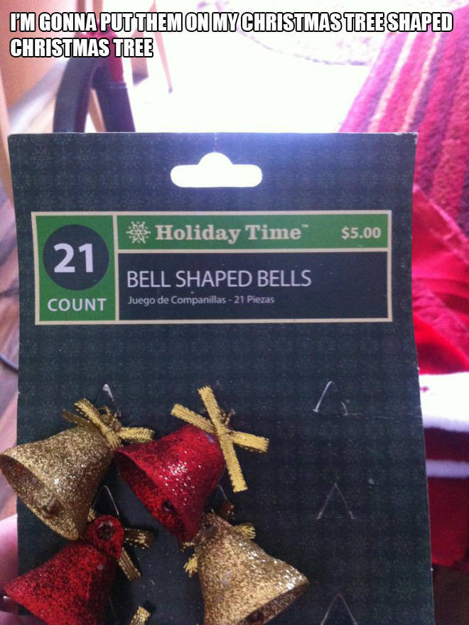 Christmas Designs Gone So Very Wrong…