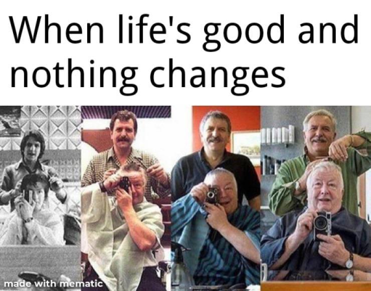Isn't Life Beautiful?!
