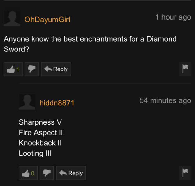 Pornhub's Comment Section Is Nothing Short Of Wild!