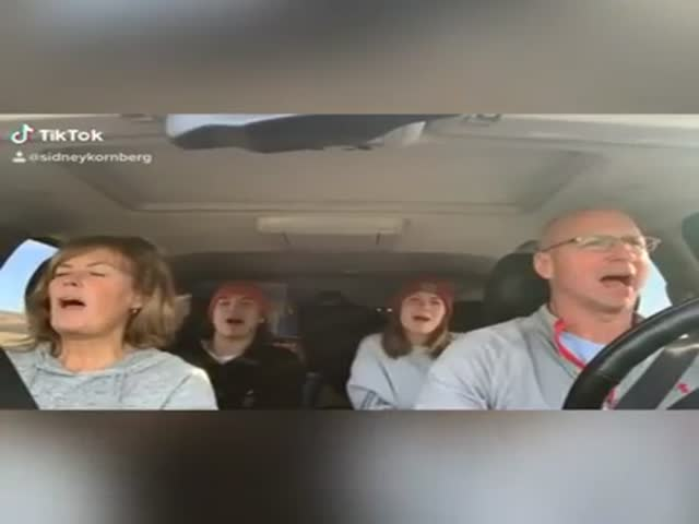 This Has To Be The Perfect Family Road Trip Song!
