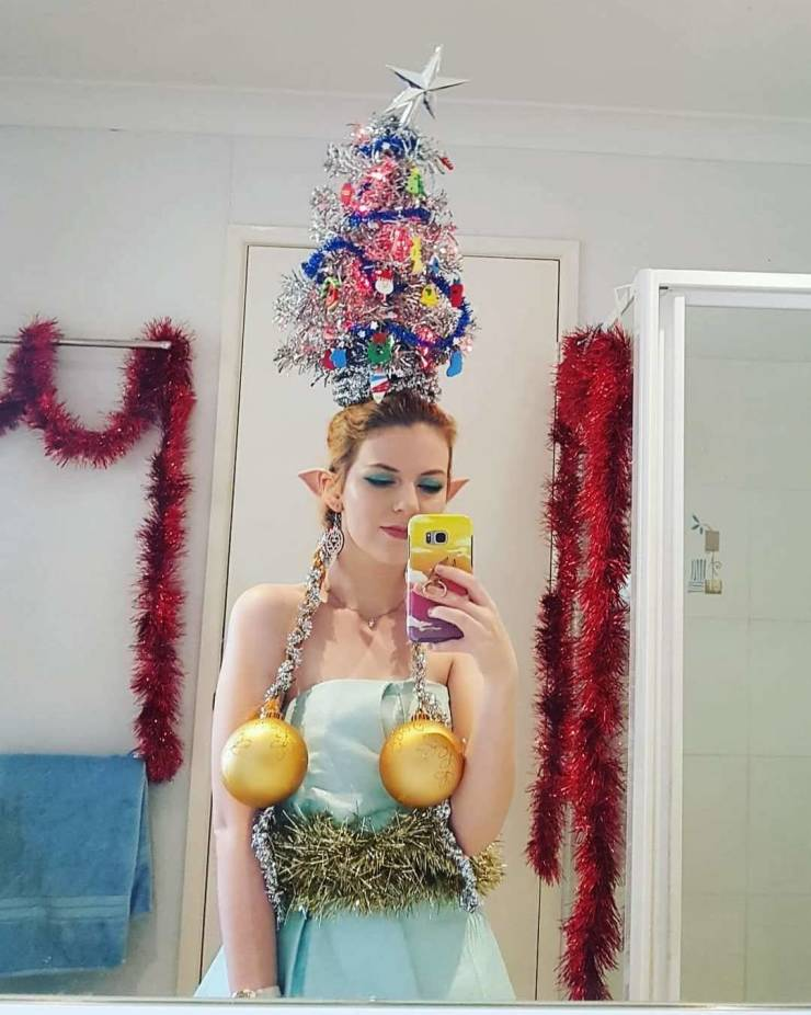 Looks Like A Great New Year Outfit Idea!