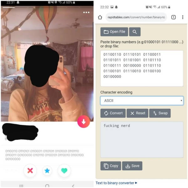 Shame Doesn't Exist In This Tinder App…