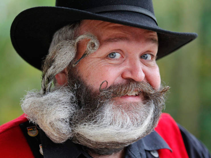 Take A Look At World's Most Epic Beards And Mustaches!