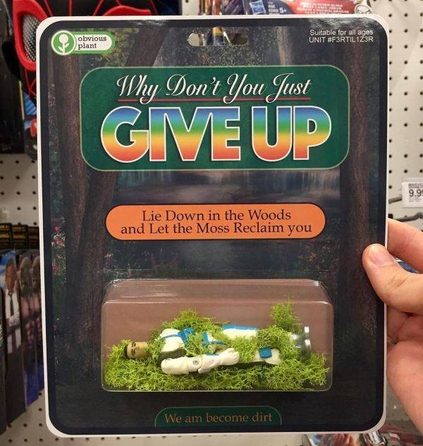 Guy Plants Incredibly Weird Toys In Random Stores