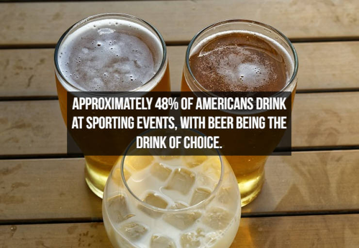 Looks Like Beer Facts Are Brewing…