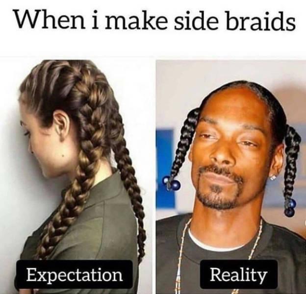 Women's Struggles In Memes