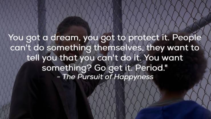 Even Movies Can Give Solid Life Advice
