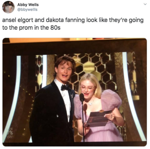 Golden Globes Brought Us Lots Of Golden Memes!