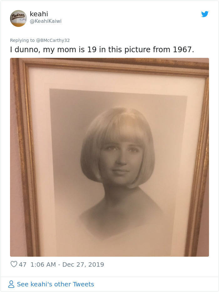 Looks Like People DID Age Faster In The Past!