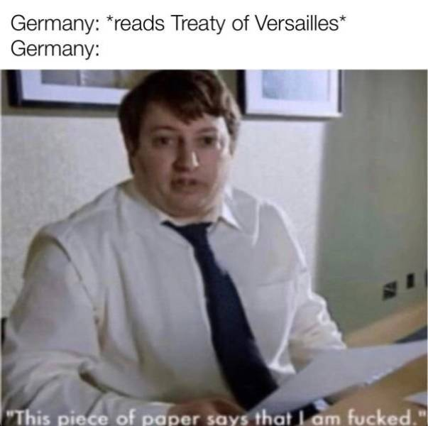 History Is Best Served In Memes