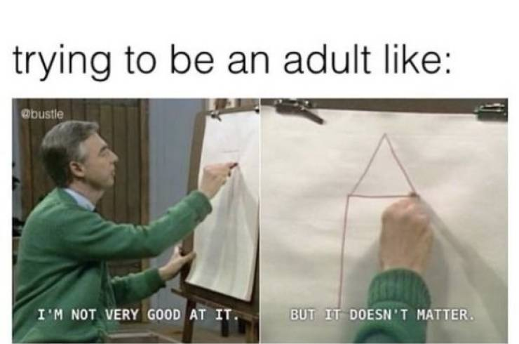Adulthood Welcomes You!
