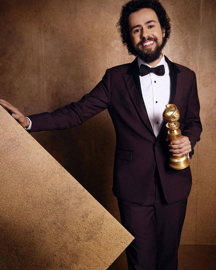 Great-Looking Portraits Of This Year's Golden Globe Winners!