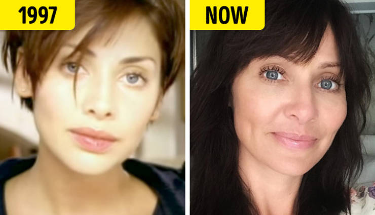 Pop Singers From The '90s And '00s Then And Now