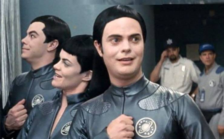 """A Universe Of """"Galaxy Quest"""" Facts"""