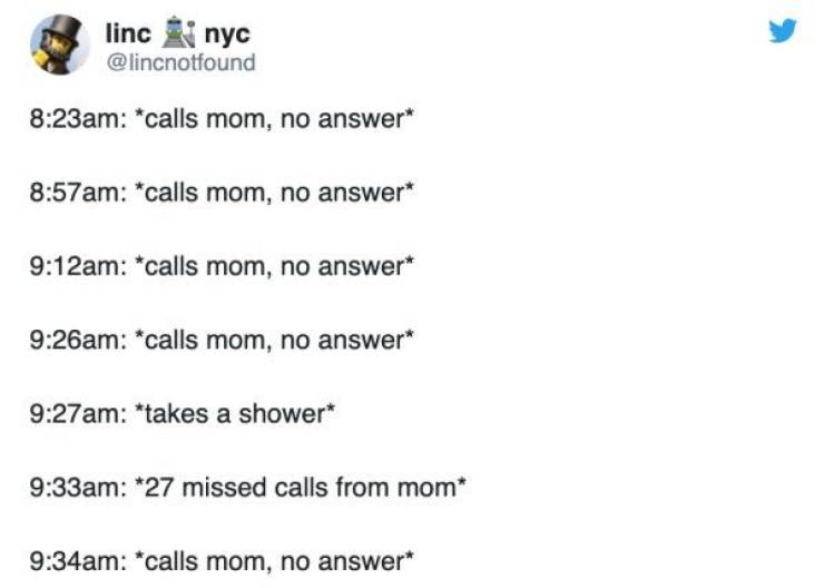 All Moms Do This…