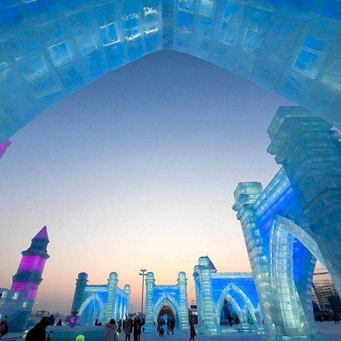 Harbin Snow And Ice Sculpture Festival Is Going To Melt Your Frozen Heart!
