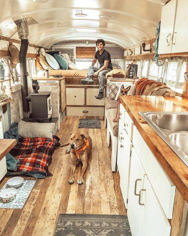Wanna Join The Van Life?