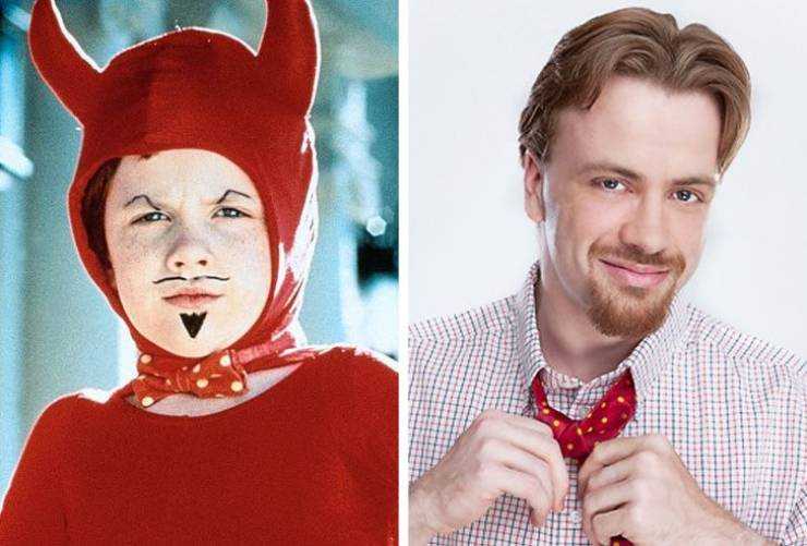 How Child Actors Of The Past Look Now