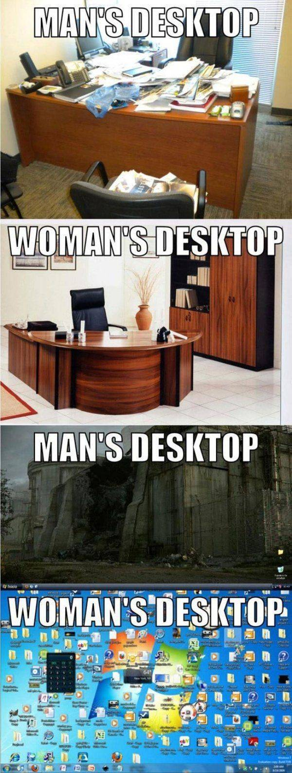 Men And Women Are SO Different!