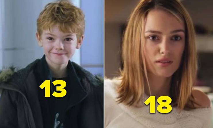 Movie Age Gaps Aren't Even Close To Real-Life Age Gaps!