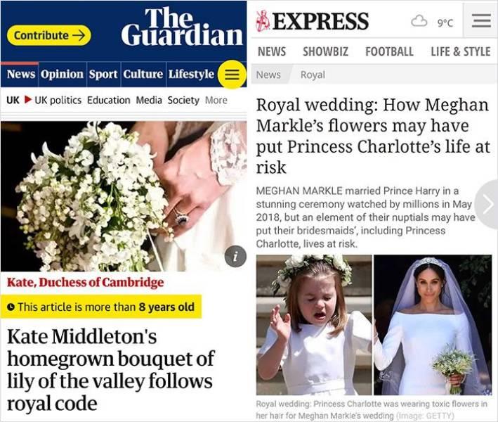 Radical Double Standards In How British Media Treated Kate Middleton Vs. Meghan Markle