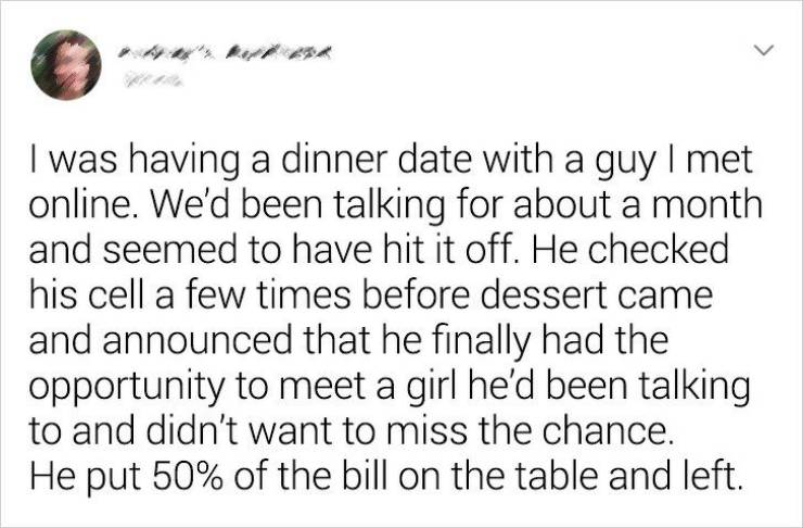 Romantic Rejections Can Be Very Tough…