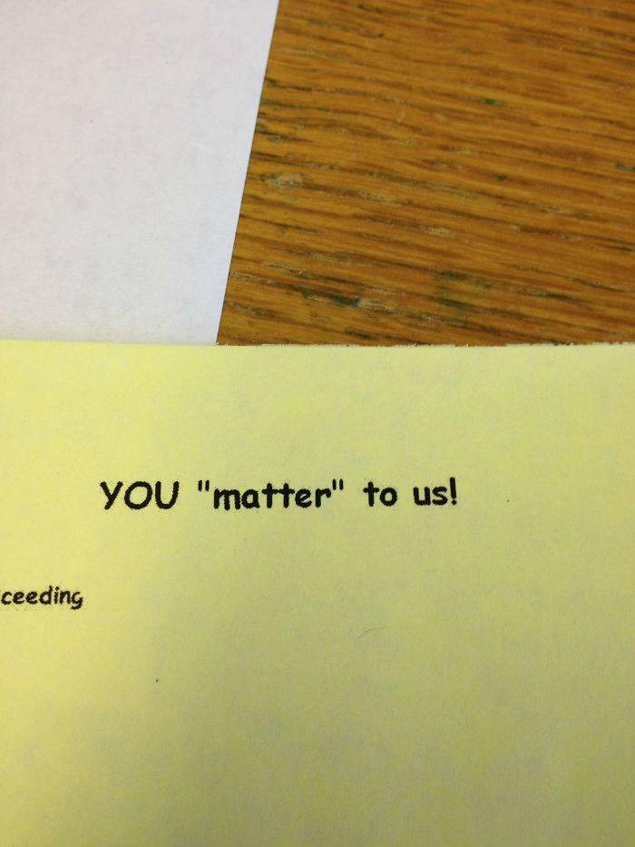Don't Misuse Quotation Marks!