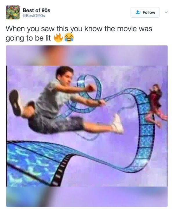 Nostalgic 90's Memes Are Still Funny