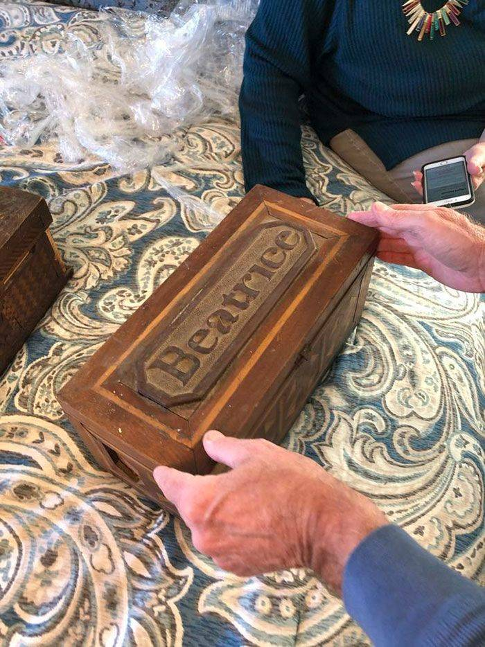 Bank Robber's Mysterious Treasures Get Unboxed 100 Years Later
