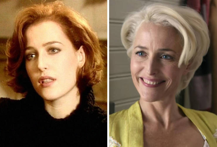 Actors And Actresses In Their First Vs. Their Latest Roles
