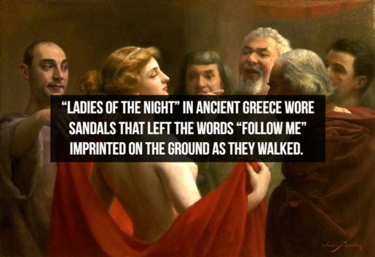 Ancient Greece Facts Are Somewhat Strange