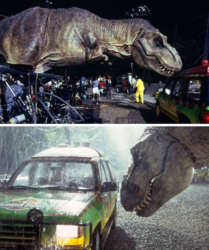 Special Effects Before CGI Existed…