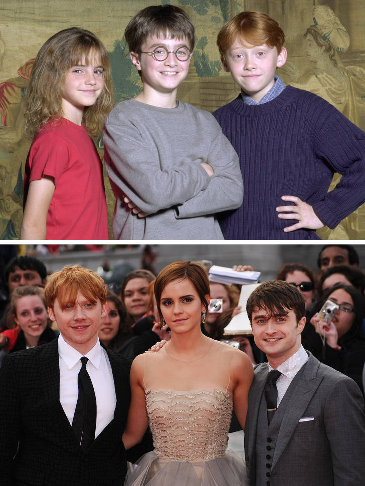 Children From Popular Movies Who Are Not Small Anymore