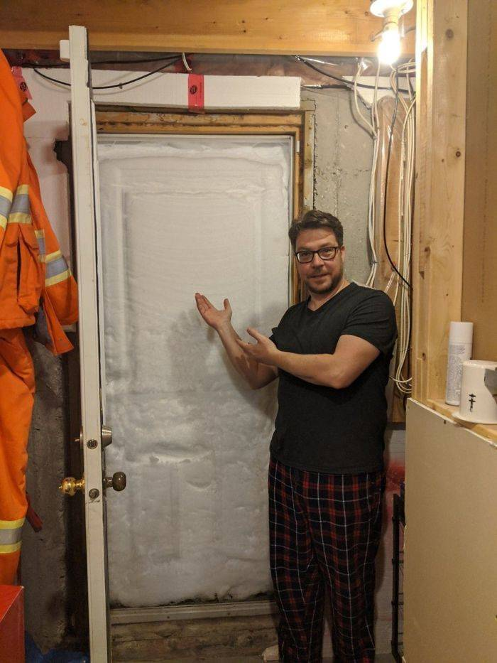 Meanwhile, Canada Is Dealing With An Insane Blizzard…