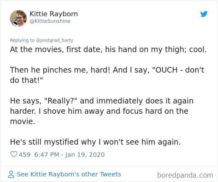Dating Can Get Very Weird…
